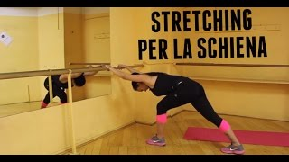 Come fare stretching per la schiena e le gambe? Esercizi per rilassare i muscoli da fare a casa