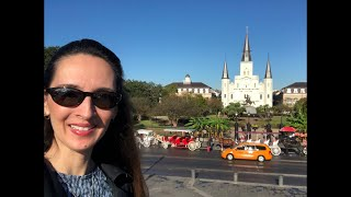 New Orleans and Another Ghost Story?