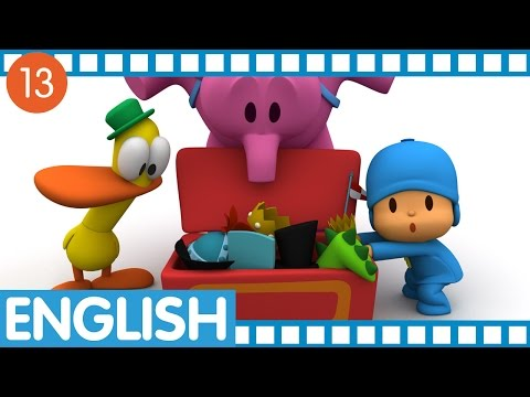 Pocoyo in English - Session 13 Ep. 49-52
