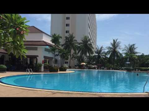 View Talay 1 Condominium Pool Area South Pattaya
