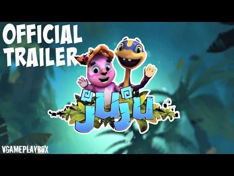 JUJU (By Flying Wild Hog) iOS / Android / PC / PS3 / X360 Gameplay Video