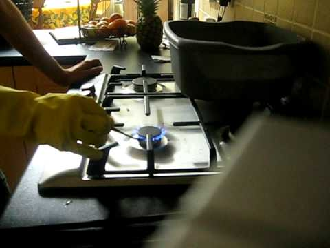 Burning Magnesium In Water