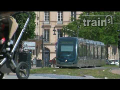 Tramway Bordeaux France