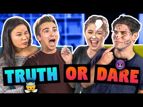 TRUTH OR DARE Calling Your High School Crush?!