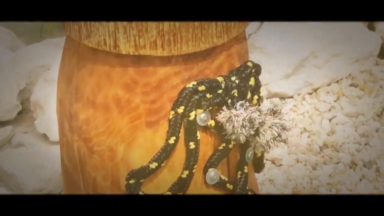 Rustikale Gartenmöbel - Brutalrustikal.eu - Handholzwelt - YouTube