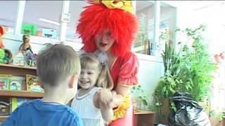 Организация детских праздников в Самаре - аниматоры на детский праздник(, 2013-04-04T13:59:43.000Z)