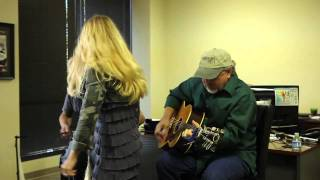 Leah Seawright Live at Country Air Check singing Country Girl 101