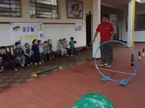 Plano de aula de educação infantil creche