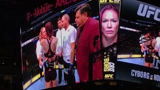 Video UFC 219 - Cyborg Vs. Holm - Results download MP3, 3GP, MP4, WEBM, AVI, FLV September 2018