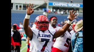 Fhsaa State Championship 2a: Champagnat 24-7 Over University Christian