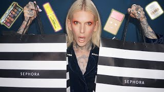 Download FULL FACE USING $3,500 OF NEW MAKEUP AT SEPHORA Mp3 and Videos