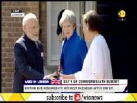 Day 1 at the Commonwealth summit LIVE from Buckingham Palace