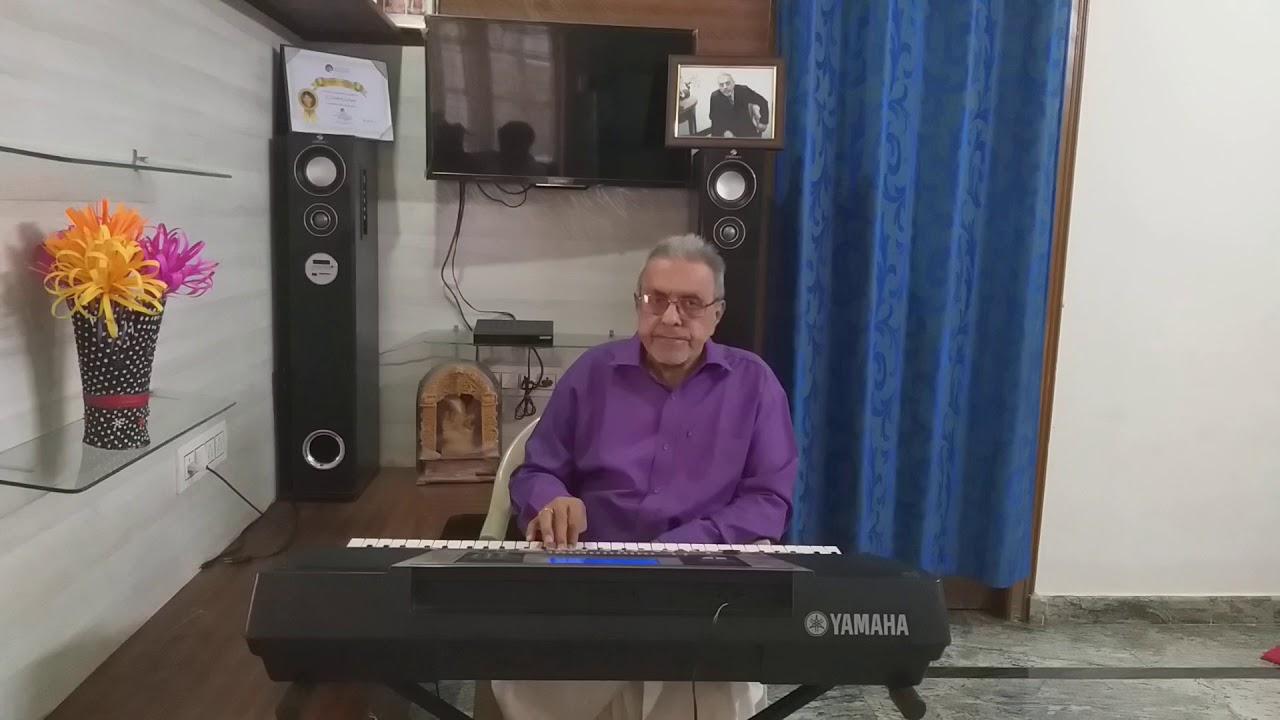Gazal song play by Accordion Murthy