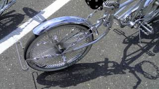 Los Angeles Mexcian Low Rider Custom Bicycles - Team Boricua