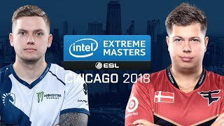 CS:GO - Team Liquid vs. FaZe [Mirage] Map 2 - Semifinals - IEM Chicago 2018