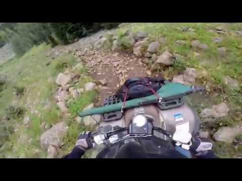 Fishing and Riding, Grand Mesa Style 2014