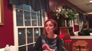 Vaşinqtona köç edən telejurnalist Aynur Talıbova danışır