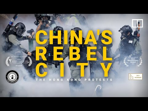 China's Rebel City: The Hong Kong Protests