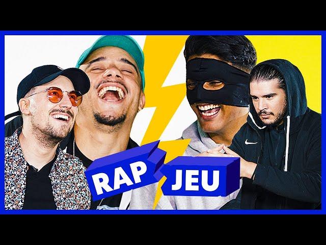 Mister V vs Maskey - Rap Jeu #7 avec Freddy Gladieux & Amine m'a tué