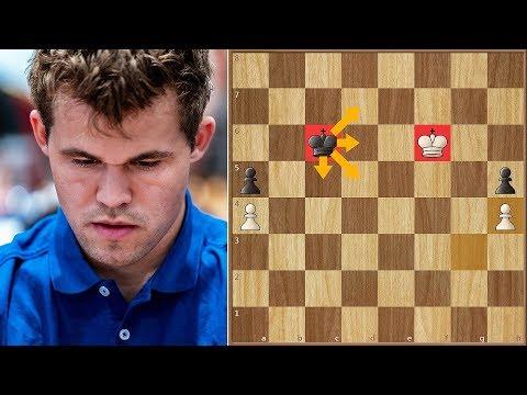 The Endgame | Svidler vs Carlsen | ECCC (2018)