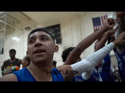 St. Bernard DESTROYS Mayfair High School!!! Josh Christopher Dior Johnson DNP