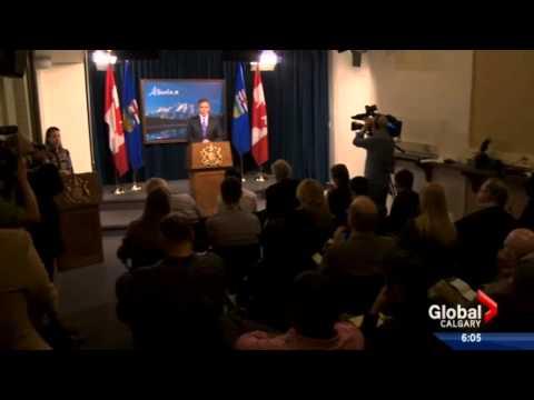 Global Calgary Byelection Elbow