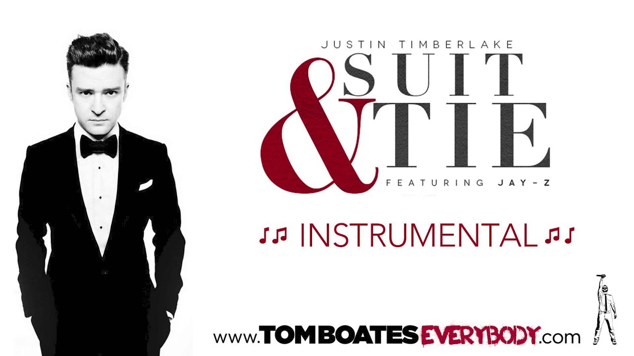 Justin Timberlake - Suit & Tie (INSTRUMENTAL W/ DOWNLOAD ...