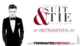 Justin Timberlake - Suit & Tie (INSTRUMENTAL W/ DOWNLOAD)