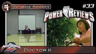 """DRPR 33: Power Rangers RPM Episode 11: """"Doctor K"""" - Database Ranger's Power Reviews"""