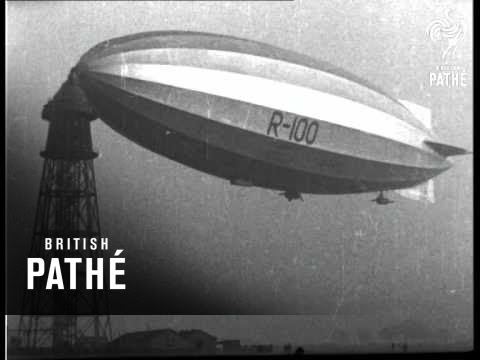 Britain's Fastest Airship (1929)
