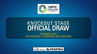 Video 2018 OFC CHAMPIONS LEAGUE KNOCKOUT STAGE OFFICIAL DRAW download MP3, 3GP, MP4, WEBM, AVI, FLV September 2018