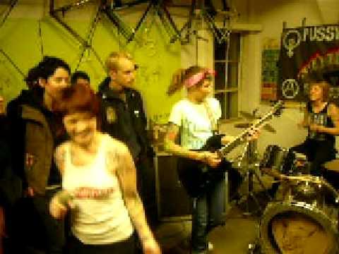 pussywhipped -rebel girl. santa barbara, ca. 1/9/09