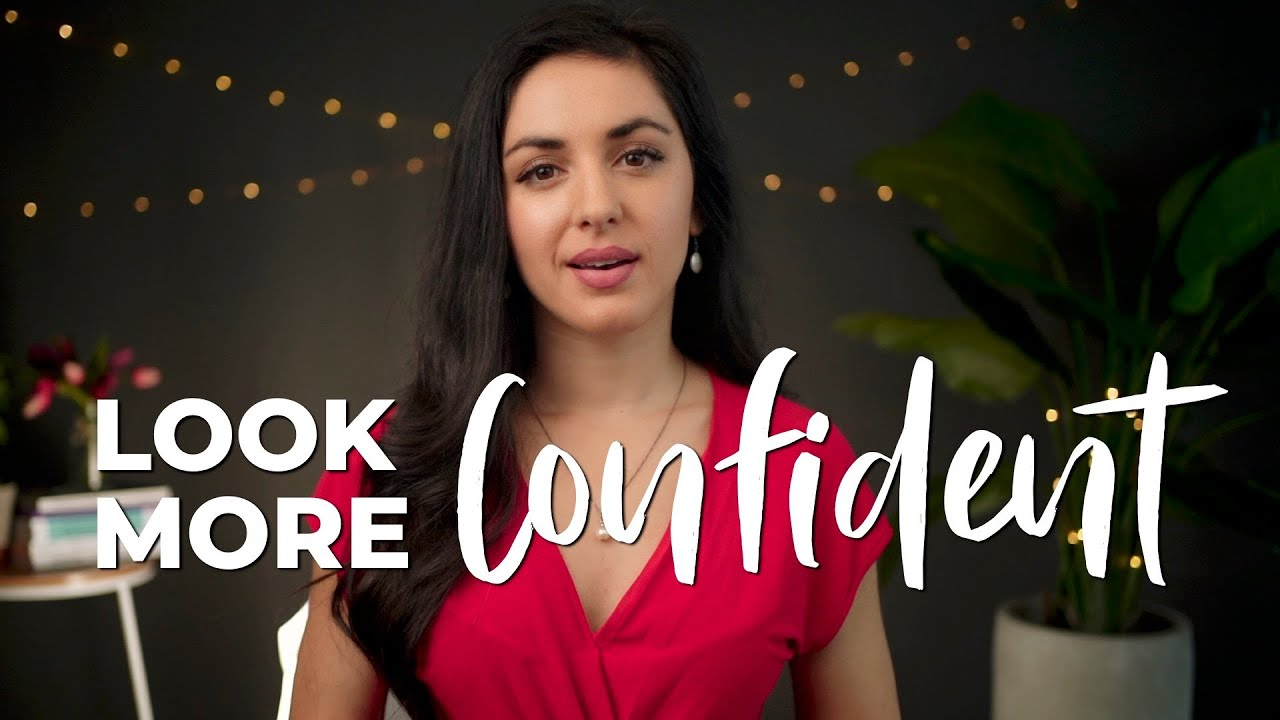 Ep. 28 | 5 Ways to Look to Look More Confident