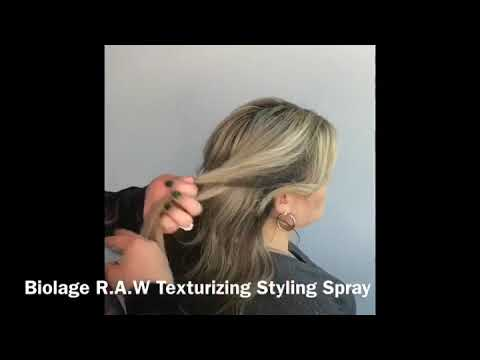 Matrix R.A.W styling/Hair hacks