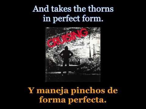 The Germs  Lion's Share  s  Subtitulos en español Nwobhm Traducida