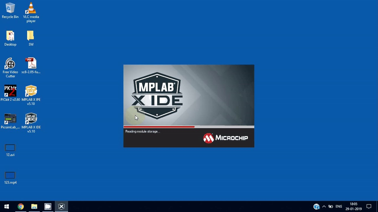 MPLAB X IDE Download and Installation
