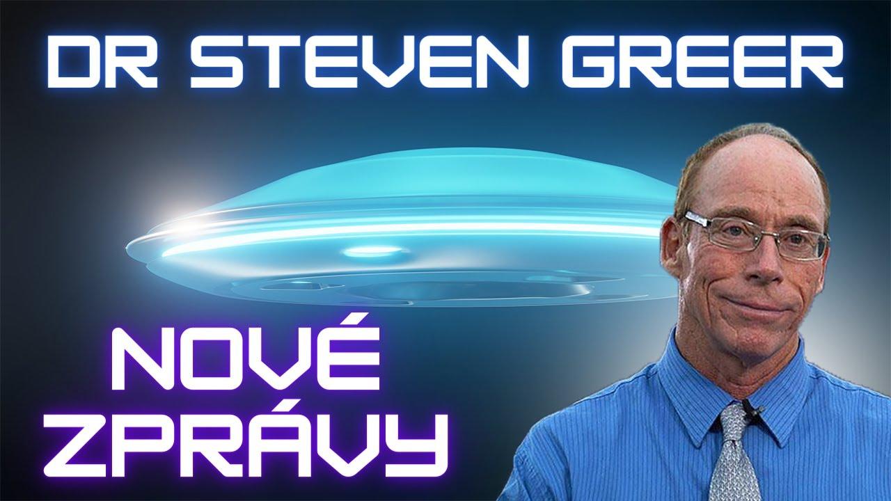 Dr Steven Greer  Nejnov  j     zpr  vy NAL  HAV   AKTUALIZACE