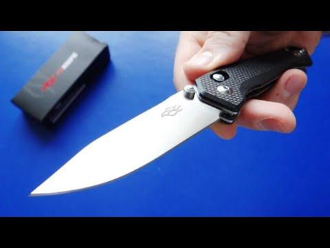 Китайский нож ДОСТОЙНЫЙ выбора, Ganzo Firebird FB7651