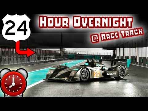(GONE WRONG) 24 HOUR OVERNIGHT CHALLENGE SNEAKING INTO A GOKART RACE TRACK!