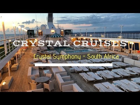 Crystal Cruises:  A Tour Of Crystal Symphony Newly Renovated Ship