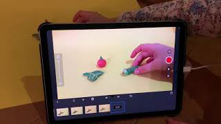 How to make a stop motion animation KS1
