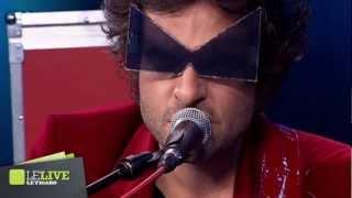 -M- - Crosstown Traffic (Jimi Hendrix) - Le Live