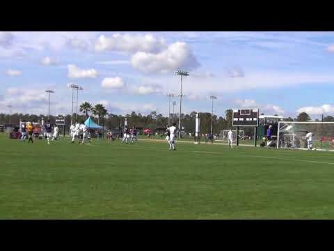 Marko Poljak - DIsney Goal!