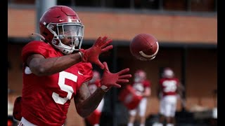 Jalyn Armour-Davis Could See Starting Role At Corner For Alabama Crimson Tide Football In 2021