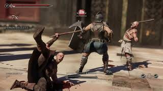 Ryse: Son of Rome [Gameplay - All Execution & All Gladiators] (60 fps)