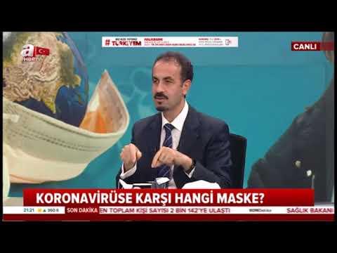 KUMAŞ YÜZ MASKELERİNİN KORUYUCULUK ORANINI ARTTIRMAK MÜMKÜN! - PROF DR AHMET KARABULUT