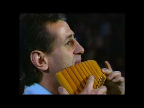 JAMES LAST with GHEORGHE ZAMFIR - The Lonely Shepherd/Alouette. Live in London 1978 (HD).