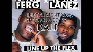 Tory Lanez ft Ferg - Line Up The Flex Instrumental