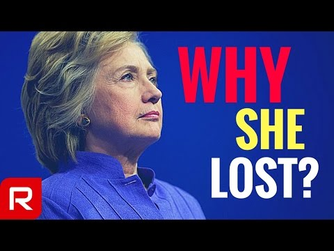 10 Reasons Why Hillary Clinton Lost the Presidential Race | leaked email Scandal | Donald Trump won
