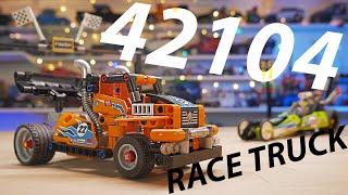 2020 PullBack #2 - 42104 LEGO Technic Race Truck / ОБЗОР / REVIEW / НОВИНКА 2020